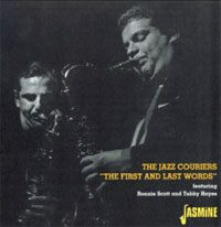 The Jazz Couriers  - First and last words