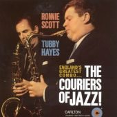 The Couriers of Jazz - the first album issued in USA