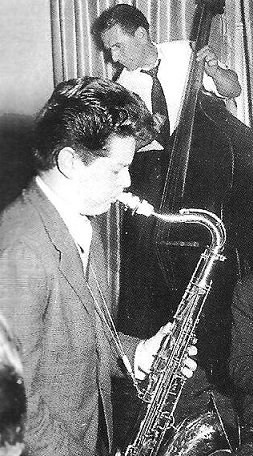 Tubby Hayes (c1953)
