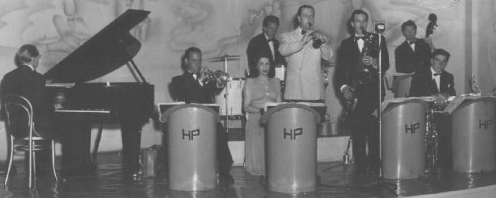 Harry Parry and his sextet c1949