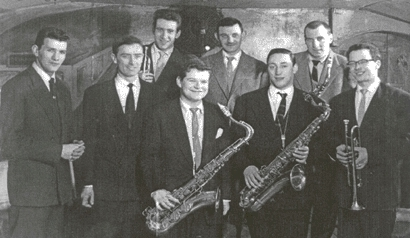 Tubby Hayes Orchestra c1956
